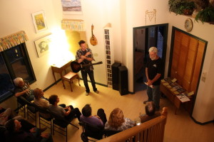 Have a concert in your home