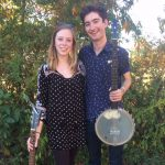 Riley Calcagno & Vivian Leva