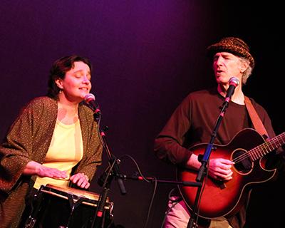 Karen Savoca & Pete Heitzman